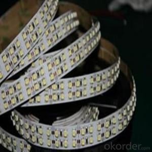 LED Strip Series with SMD3528 240-G and Double Row Monochromatic