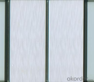 PVC Panel For Ceiling and Wall Flat Decorative High Quality