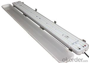 1.2m 1.5m Led Tri-proof Light 3 Year Warranty