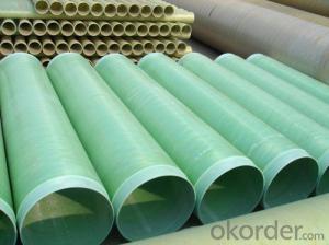 FRP Process Pipe/Industrial FiberglassFRP Pipe