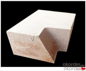 Refractory Fused Cast Corundum Good Thermal Shock for Hot Surface Lining Furnace