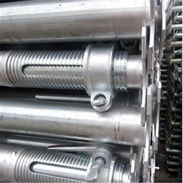 Heavy Duty Prop 2.5M-4.5M Q235 Steel Prop Standard EN1065 CNBM