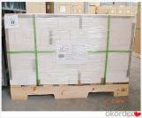Ladrillo Refractario Fusionado en Corindón o Mullita 1200 to1700 para Horno de Revestimiento con Superficie Caliente