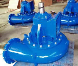 Horizontal End Suction Centrifugal Water Pump