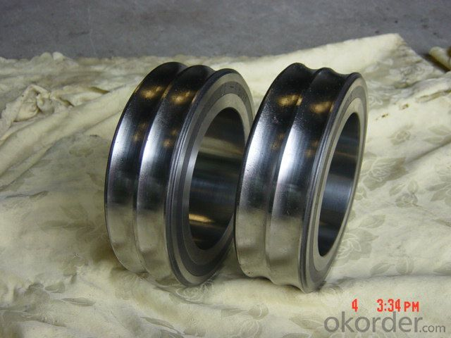 Cemented Carbide Mill Roll for High Speed Tungsten Carbide Rolling Mill