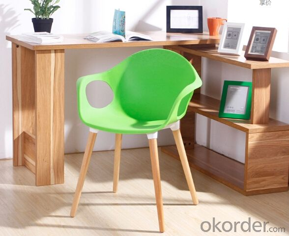 Plastic Chair, Fashion Hollow Design and Strong Quality