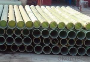 FRP Pipe Factory Direct, Wholesale DN200, DN300, DN500 Fiberglass Pipe