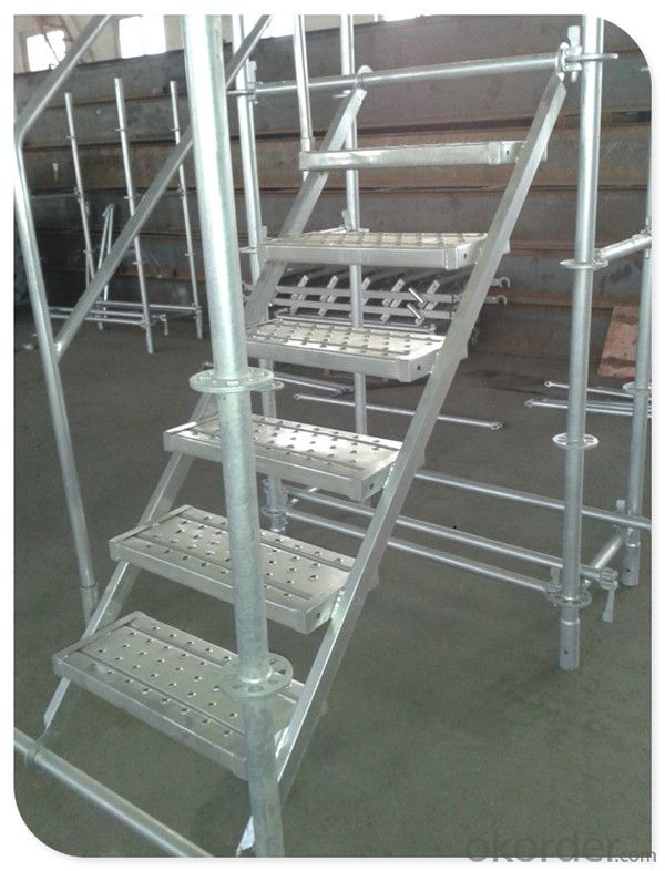 Ringlock Scaffold Factory Produce for Building with SGS SGS AS/NZS1576.3 Certified CNBM