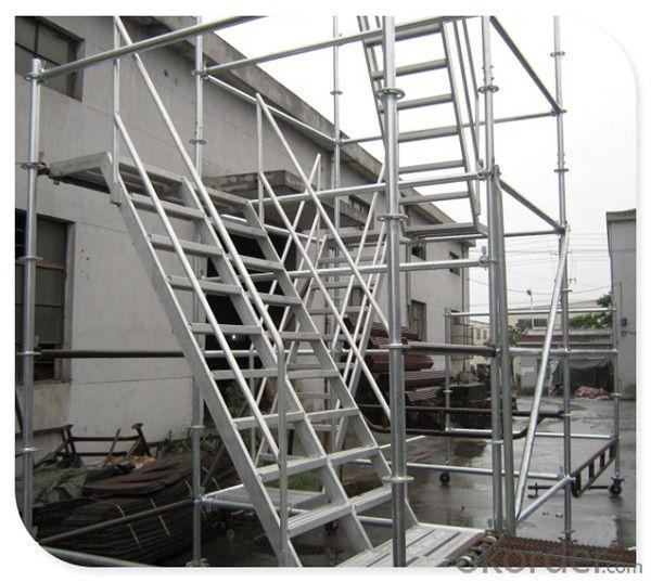 Construction Platform Andaime Multidirecional with En12810 Standard CNBM