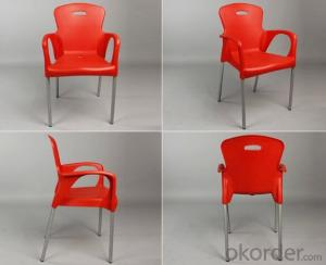 Plastic Armchair, Strong Quality and Hot sale