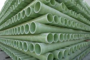 FRP Pipe Fiberglass Reinforced Plastic  with Water Pipe