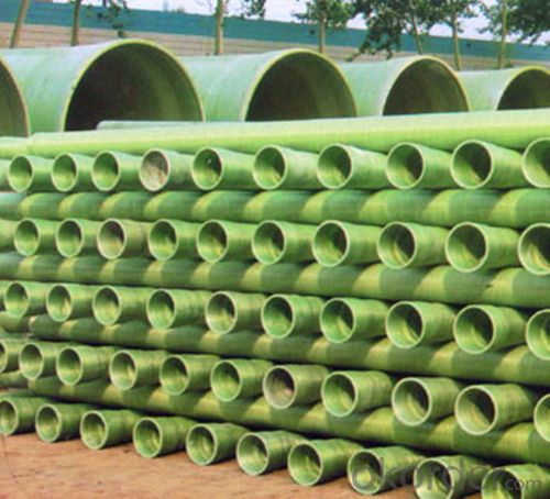 FRP Process Pipe/Fiberglass Reinforced Pultruded Pipe