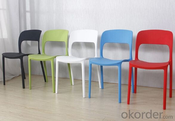 Plastic Chair, Simple Design and Strong Quality