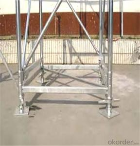 New Design ID 15 Tower Scaffolding with Great Price