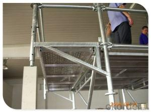 Ringlock Scaffolding System Produced by Professional Manufacturer  CNBM