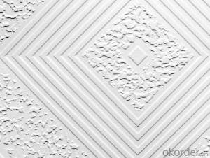 Gypsum Ceiling High  Quality Decorative