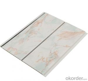 PVC Laminated Panel for Wall and Ceiling