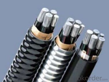 Aluminum Power Cable  - Aluminum Type MC