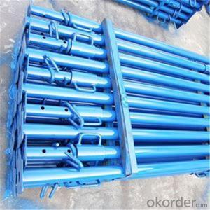 Painted Spanish Steel Prop 2.0-3.5MM  Q235 Steel Prop Standard EN1065 CNBM