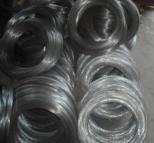 electric galvanized iron wire/hot dipped galvanized wire