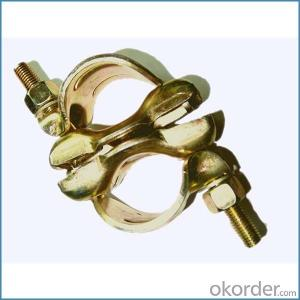 Scaffolding Rapid Clamp british German Forged Type