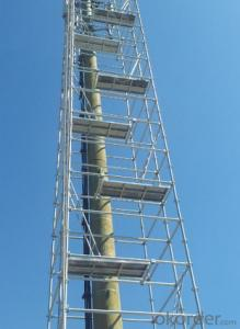 Frame Scaffolding System-Step Ladder  CNBM