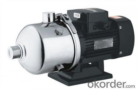 CHL/CHLF(T) Horizontal Multistage Stainless Steel Centrifugal Pump