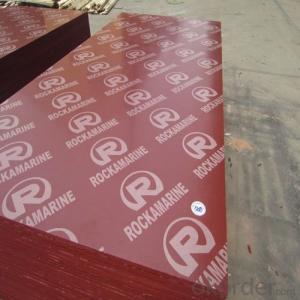 Phenolic Coated Plywood Film Faced Plywood