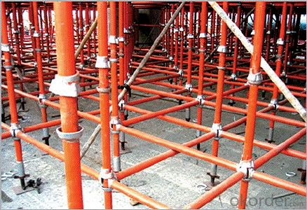 Cup Lock Scaffolding with High Quality in Construction