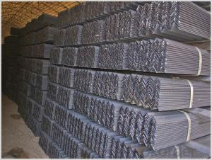 Hot Rolled Steel Angle Bar with High Quality 100*100mm