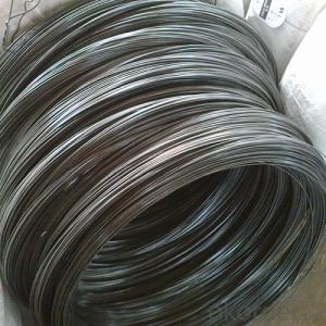 Black wire Annealed Iron Wire with High Quality and Best Price