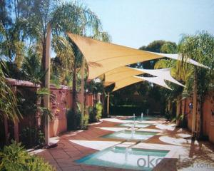 Shade Sail for Agriculture and Carport Usage New Material 5% UV Treatment