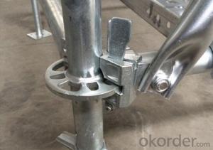 Kwikstage Modular Scaffolding System CNBM