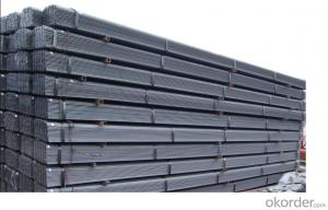 Hot rolled angle steel GB Q235 or Q345B or equivalent