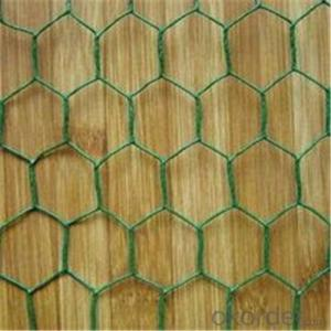 Galvanized Hexagonal Wire Netting / Chicken Wire Mes High Quality