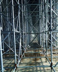 Kwikstage Modular Scaffolding System-Aluminium Scaffold Stair CNBM