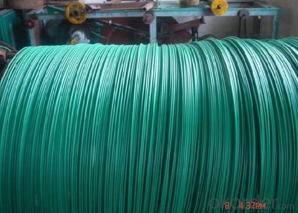 PVC Coated Iron Wire For Binding the the rebar
