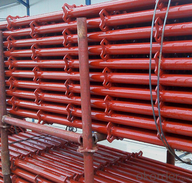Multifunctional Scaffolding System-Steel Guardrail CNBM