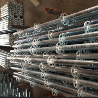 Kwikstage Modular Scaffolding System Comply With AS/NZ Standard CNBM