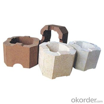 High Quality SK34 Fireclay Brick for Industry Furnace