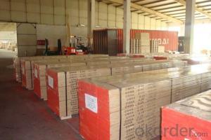 Pine/Poplar Core LVL Scaffolding Wood Plank