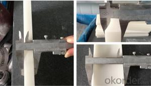 Slicing Beam Silicone Ingot ISO9001 Certificated