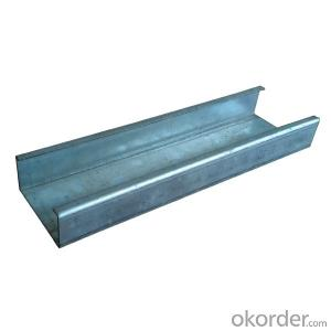 Galvanized Light Steel C Stud and U Track