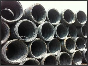 Wire rod high quality hot rolled 5.5mm-14mm