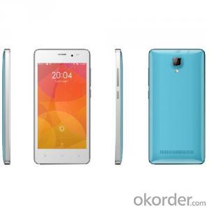 4.0 Inch WVGA 3G Smartphone MTK6572 Dual-core