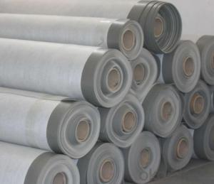 Polyvinyl Chloride (PVC) Waterproof Membrane Nonwoven Polyester Reinforced