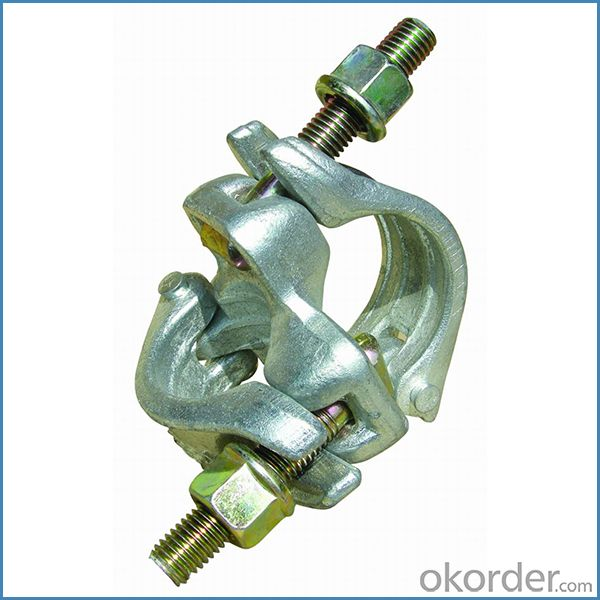 Fixed Scaffold Clamp Britis German Forged Type