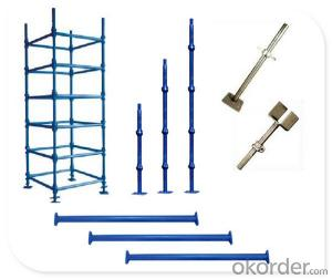 Cup Lock Scaffolding Cuplock System for Construction Formwork Building CNBM