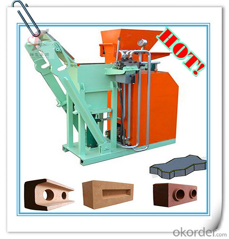 Hydraulic Block Making Machine Brick Making Machine
