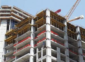 Table Formwork with Remarkable Performances and for Large Projects Application